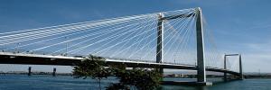 The Cable Bridge near Pasco, WA